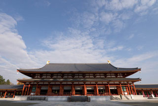 375 西ノ京に白鳳伽藍を訪ねる