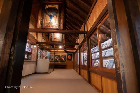 青柳家:秋田郷土館2階「音の保存館」